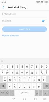 Huawei P20 - E-Mail - Konto einrichten - 1 / 1