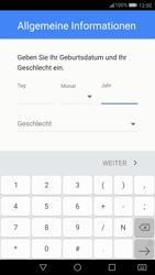 Huawei P10 - Apps - Einrichten des App Stores - Schritt 7