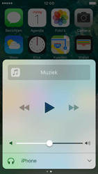 Apple iPhone SE - iOS 10 - iOS features - Bedieningspaneel - Stap 8