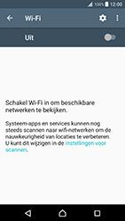 Sony Xperia XZ Premium - WiFi - Handmatig instellen - Stap 6