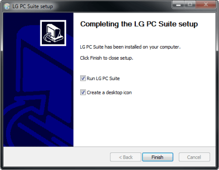 LG G3 - Software - Installing PC synchronisation software - Step 11