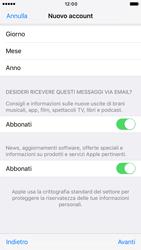 Apple iPhone 6s iOS 10 - Applicazioni - Configurazione del negozio applicazioni - Fase 17