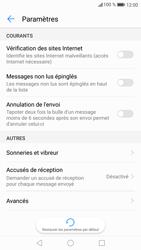 Huawei P9 Lite - Android Nougat - SMS - configuration manuelle - Étape 6