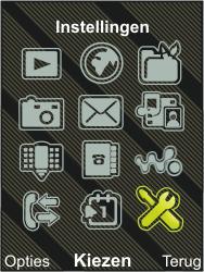 Sony Ericsson W995 - Bluetooth - headset, carkit verbinding - Stap 3