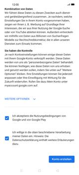 Oppo Find X2 - Apps - Einrichten des App Stores - Schritt 17