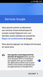 Samsung Galaxy J3 (2017) - E-mail - Configuration manuelle (gmail) - Étape 14