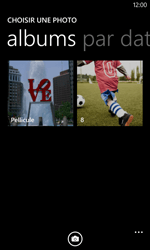 Nokia Lumia 720 - MMS - envoi d'images - Étape 9