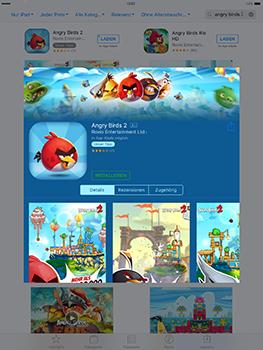 Apple iPad Mini 4 - iOS 10 - Apps - Herunterladen - Schritt 12