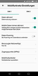 Huawei Y5 (2018) - Netzwerk - Netzwerkeinstellungen ändern - 8 / 8