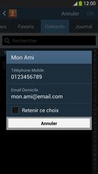 Samsung Galaxy S4 - Contact, Appels, SMS/MMS - Envoyer un MMS - Étape 7
