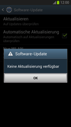 Samsung Galaxy S III - Software - Installieren von Software-Updates - Schritt 10