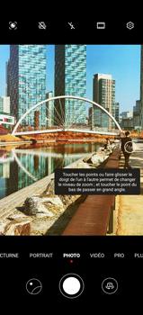 Huawei P40 Pro - Photos, vidéos, musique - Créer une vidéo - Étape 6