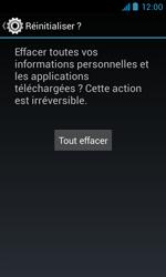 Bouygues Telecom Bs 402 - Aller plus loin - Restaurer les paramètres d'usines - Étape 7