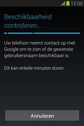 Samsung S6790 Galaxy Fame Lite - apps - account instellen - stap 11