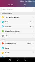 Huawei Y6 II Compact Dual Sim - Network - Usage across the border - Step 3