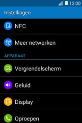 Samsung G130HN Galaxy Young 2 - Internet - handmatig instellen - Stap 4