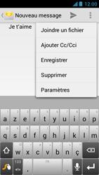 Acer Liquid Z5 - E-mail - envoi d