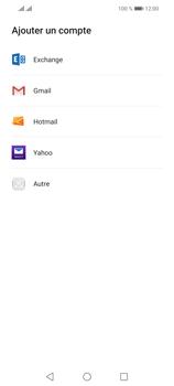 Huawei P Smart 2021 - E-mails - Ajouter ou modifier votre compte Outlook - Étape 5