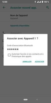 Crosscall Core X4 - Internet et connexion - Connexion avec un équipement multimédia via Bluetooth - Étape 8