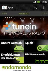 HTC Desire C - Apps - Konto anlegen und einrichten - 0 / 0