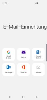 Samsung Galaxy S10e - E-Mail - 032b. Email wizard - Yahoo - Schritt 6