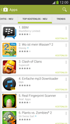 Samsung Galaxy S 4 Active - Apps - Installieren von Apps - Schritt 11