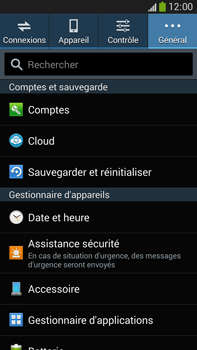 Samsung Galaxy Note III LTE - Applications - Comment désinstaller une application - Étape 5