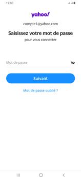 Samsung Galaxy A42 5G - E-mails - Ajouter ou modifier votre compte Yahoo - Étape 10