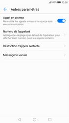 Huawei P10 - Messagerie vocale - Configuration manuelle - Étape 6