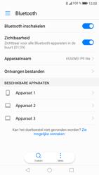 Huawei P9 Lite - Android Nougat - bluetooth - aanzetten - stap 5