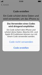 Apple iPhone SE - iOS 11 - Persönliche Einstellungen von einem alten iPhone übertragen - 15 / 29