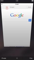 Apple iPhone 6 Plus - iOS 8 - Internet e roaming dati - Uso di Internet - Fase 12