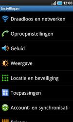 Samsung I9000 Galaxy S - Internet - Handmatig instellen - Stap 4