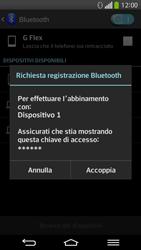 LG D955 G Flex - Bluetooth - Collegamento dei dispositivi - Fase 8