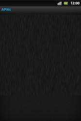 Sony ST27i Xperia Go - Internet - Manual configuration - Step 15