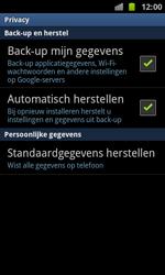 Samsung I8160 Galaxy Ace II - toestel resetten - fabrieksinstellingen terugzetten - stap 5