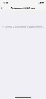 Apple iPhone XS - Software - Installazione degli aggiornamenti software - Fase 7