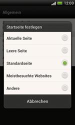 HTC Desire X - Internet - Manuelle Konfiguration - 20 / 23