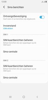 Samsung galaxy-j6-sm-j600fn-ds-android-pie - SMS - Handmatig instellen - Stap 10
