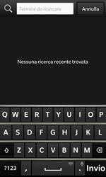 BlackBerry Z10 - Applicazioni - Configurazione del negozio applicazioni - Fase 4