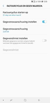 Samsung Galaxy A7 (2018) - internet - mobiele data managen - stap 10