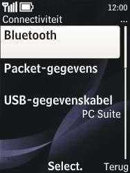 Nokia 3720 classic - bluetooth - headset, carkit verbinding - stap 5