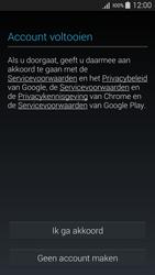 Samsung A300FU Galaxy A3 - Applicaties - Account aanmaken - Stap 14