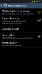 Samsung I9505 Galaxy S4 LTE - Ausland - Auslandskosten vermeiden - Schritt 8