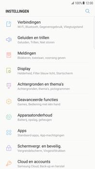 Samsung Samsung G928 Galaxy S6 Edge + (Android N) - Internet - Dataroaming uitschakelen - Stap 4