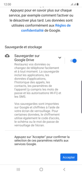Samsung Galaxy Note 10 - Applications - Créer un compte - Étape 19