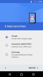Sony Xperia M5 - E-Mail - Konto einrichten (gmail) - 7 / 17