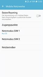 Samsung Galaxy J5 (2016) DualSim - Netzwerk - Netzwerkeinstellungen ändern - 7 / 7