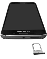 Samsung G925F Galaxy S6 Edge - SIM-Karte - Einlegen - Schritt 5