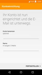 Alcatel OT-6039Y Idol 3 (4.7) - E-Mail - Konto einrichten - Schritt 19